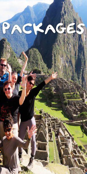 Hiking Tours Machu Picchu Salkantay Trek Inca Trail Tour - Peru travel packages